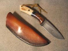 Stebbins Kustom Handmade Knives and Sheaths Fixed blades Two
