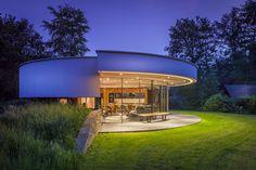 360 Villa in het bos – 123DV Architectuur - De Architect