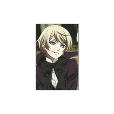 Alois Trancy ❤ liked on Polyvore featuring anime, backgrounds and black butler