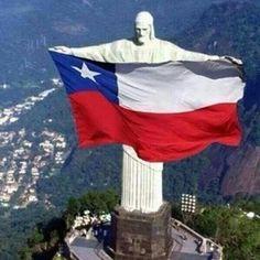 Seleccion Chilena - Brazil 2014 www.brasilcopamundotowel.com The best world cup towel. Soccer a beautiful game