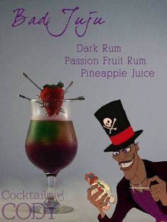 Even More Disney-Inspired Cocktails! supercalifragilisticexpialidocious!!!!