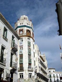 """Antiguo edificio """"La Equitativa"""", Carlos Cuerda"""