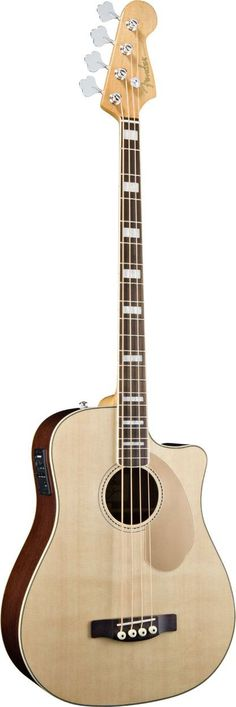 Ma basse Fender Kingman
