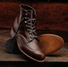 Addison 1000 mile boot by Wolverine Boots