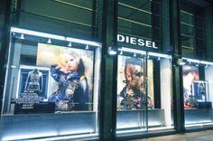 Diesel Tribute: la prima collezione by Nicola Formichetti Marie Claire, Diesel, Magazines, Top, Diesel Fuel, Journals, Crop Shirt, Shirts