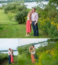 Veronica & Chace – Engaged – Williamsport Area Photographer