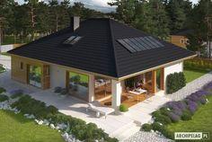 Projekty domów ARCHIPELAG - Liv 3