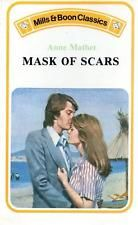 Mask of Scars - Anne Mather - Mills & Boon - Good - Paperback