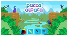 Hop onto Pacca Alpaca's magical carousel and explore fantastic locations around the world! Pacca Alpaca Travel Playtime app takes you to 50 exotic locations, where your little ones can explore the globe whilst playing dot to dot, spot the odd one out and lots of other classic games!
