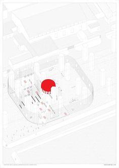 Metropolitan Heralds_A Italo Calvino Inspired Spatial Narrative | KooZA/rch