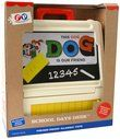 Basic Fun Fisher Price School Days Desk