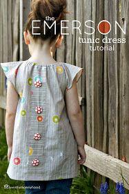 luvinthemommyhood: the emerson tunic dress tutorial!