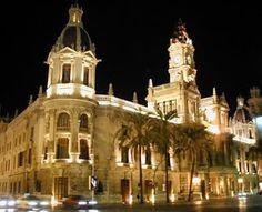 Ayuntamiento de Valencia, España