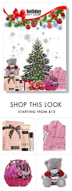 """Holiday Gift Guide for Mom & Sis"" by aharcaki ❤ liked on Polyvore featuring Ralph Lauren and Turkish-T"