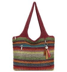 Casual Classics Large Tote - Gypsy Stripe