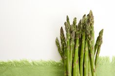 "Asparagus could be considered the ""tulip"" of the vegetable variety, as it is the first plant to poke through the soil each spring. And it is the first one gardeners enjoy with an early harvest, according to local Master Gardener Carolyn Reynolds. This year, it may pop up even earlier than usual. Read more at: http://www.dl-online.com/features/4025113-asparagus-tulip-vegetables"
