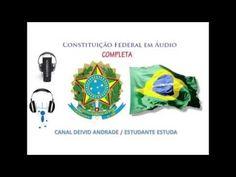 Natal do Everaldo Nascimento: CONSTITUIÇÃO FEDERAL DE 1988 EM ÁUDIO - COMPLETA -...