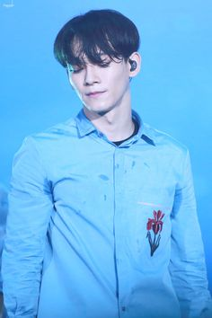 Chen - 160731 Exoplanet #3 - The EXO'rDium in Seoul Credit: Serenade.