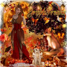"GraphFreaks: Combine CT Timeline Set and Snags for GraphFreaks and Bibi's Collection Gorgeous new match by GraphFreaks and Bibi's  Collection, this amazing tube by GraphFreaks is  called ""Autumn's Grace"" PTU she is the beautiful  goddess of  autumn with an awesome color and  details, matching kit by Bibi's Collection, PTU by  the same name, with tons of gorgeous elements and papers to make your beautiful designs…"