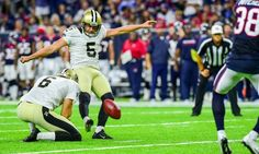 Saints release starting kicker Kai Forbath = All summer veteran kicker Kai Forbath was in a battle with Connor Barth for the Saints starting kicker job and it seemed like he had won the battle when New Orleans let go of Barth.  But apparently that wasn't his only.....