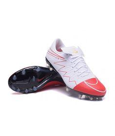 pretty nice 69c44 a63d9 Nike Hypervenom Phinish Neymar FG PEVNÝ POVRCH kopačky bílá červená černá