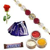 Chocolate, Rose, Rakhi, Roli Tikka available for Mumbai delivery. Low price range from others website and Secured online payments. See more gifts : www.mumbaiflowersdelivery.com/flowers/rakhi-to-mumbai.html