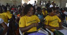 A Organização Mundial da Saúde (OMS) anunciará o fim da epidemia de Ebola na quinta-feira, quando a ...