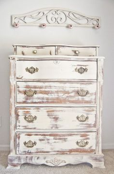 551 East Furniture Design: For Sale chalk paint w/distressing #shabbychicdecorforsale #shabbychicfurnitureforsale