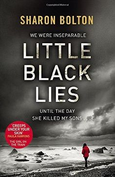 Little Black Lies stand alone novel by Sharon (S J) Bolton
