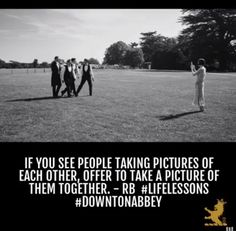 Ladies and Gentlemen, may I offer a little Photography #Etiquette   #lifelessons