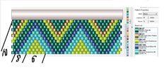 Красивое колье на шею.Подробная схема! | biser.info - всё о бисере и бисерном творчестве