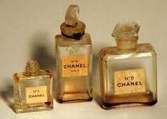 Vintage Chanel bottles #Chanel #fragrance #perfume