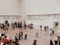 n0-return:  In the Pergamon Museum in Berlin