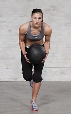 Hope Solo bodybuilding