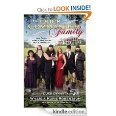 34. book...The Duck Commander Family by Willie and Korie Robertson...chapters 1-5...this book is fantastic:ceeanne.