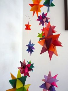 paper star movil: paper star movil