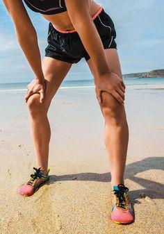 5 lesões de corredoras - e como evitá-las