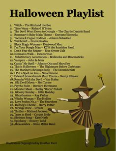 Halloween Playlist Halloween costumes Halloween decorations Halloween food Halloween ideas Halloween costumes couples Halloween from brit + co Halloween Playlist Halloween, Halloween Songs, Adult Halloween Party, Halloween Birthday, Diy Halloween Decorations, Halloween 2020, Holidays Halloween, Halloween Crafts, Happy Halloween