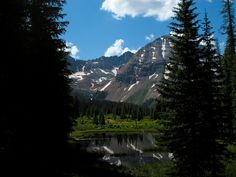 San Juan Mountains in Colorado: One of my favorite places in the world.