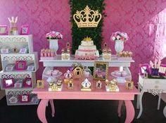 Decoração de Festa Coroa de Princesa