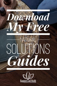 Want my tips?  Learn how to use natural ingredients and essential oils for a clean and healthy home, and learn how to take a more natural approach to your beauty and personal care routine.