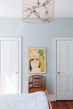 Home Interior Design — my scandinavian home: The Happy Home of Gray Benko Deco Luminaire, Diy Home Decor Rustic, Farmhouse Side Table, Scandinavian Home, Deco Design, Home Interior, Interior Ideas, Interiores Design, Home Decor Inspiration