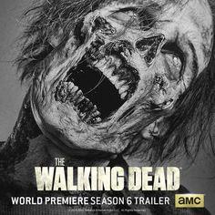 "First trailer for S6 of #TheWalkingDead ""Run, Rick, run!"""
