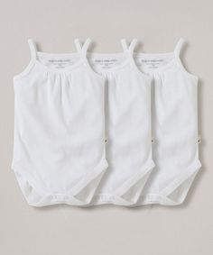 Another great find on #zulily! Cloud Organic Bodysuit Set - Infant by Burt's Bees Baby #zulilyfinds