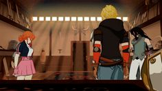 RWBY. I did not expect that one.