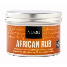 NoMu Rub African #especias #ingredientes #foodies €4,95