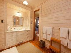 what a fabulous idea for my basement bath!!!