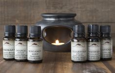 Midsummer Rapture Aromatherapy blend recipe from Mountain Rose Herbs.