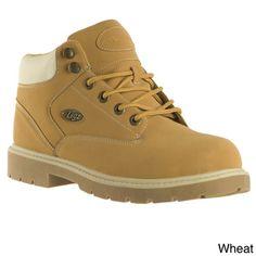 Lugz Mens Durabrush Golden//Wheat Casual Shoe