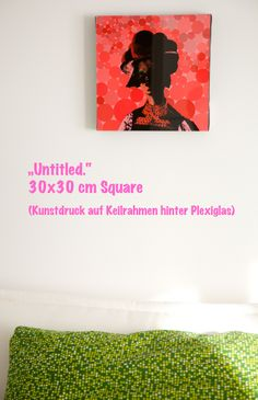 """Schwarzwald. Anders."" Square ""Untitled."" 30x30 cm www.kindle-photography.de Kunstdrucke auf Keilrahmen hinter Plexiglas"